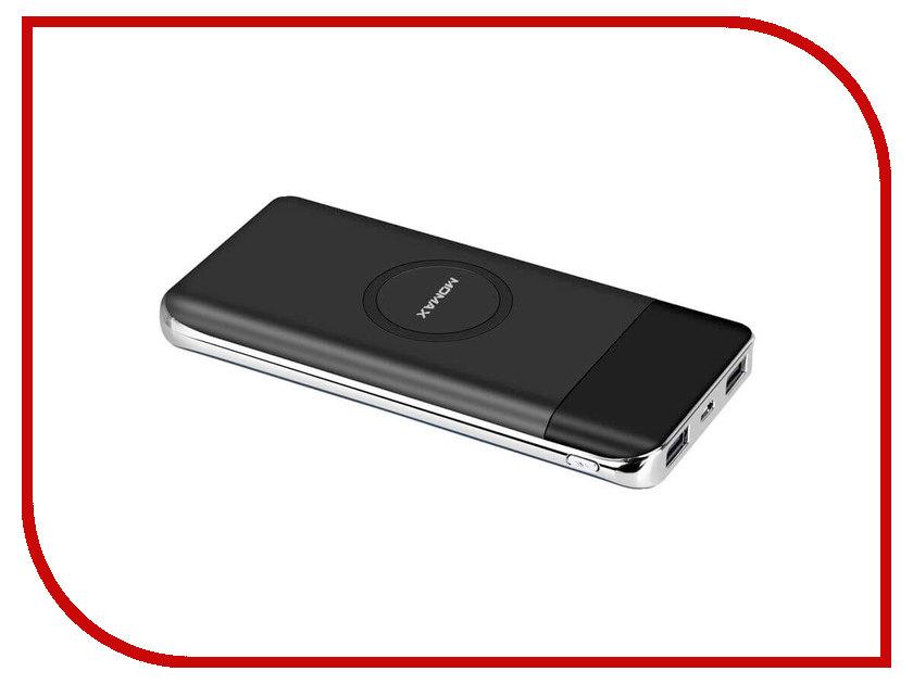 Аккумулятор MOMAX iPower AIR 10000mAh Black IP80
