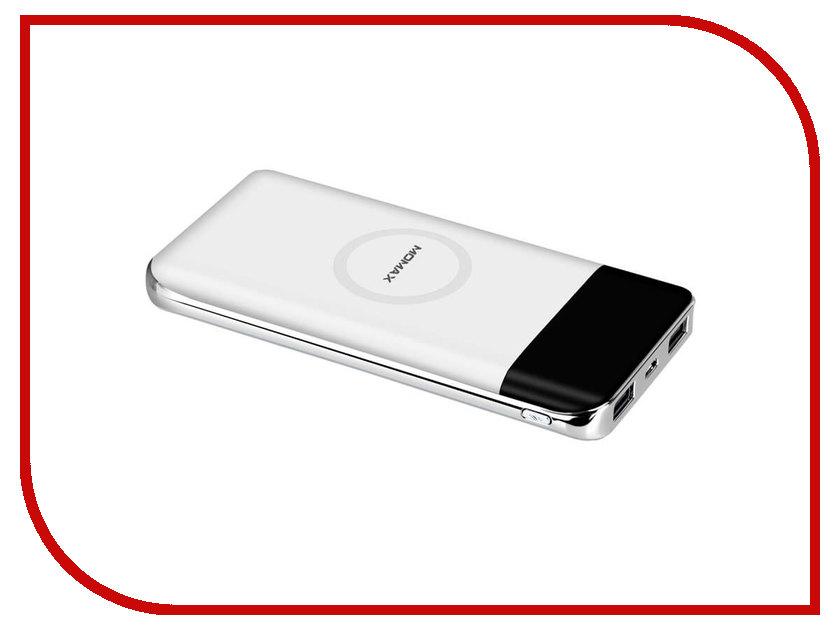 Аккумулятор MOMAX iPower AIR 10000mAh White IP80