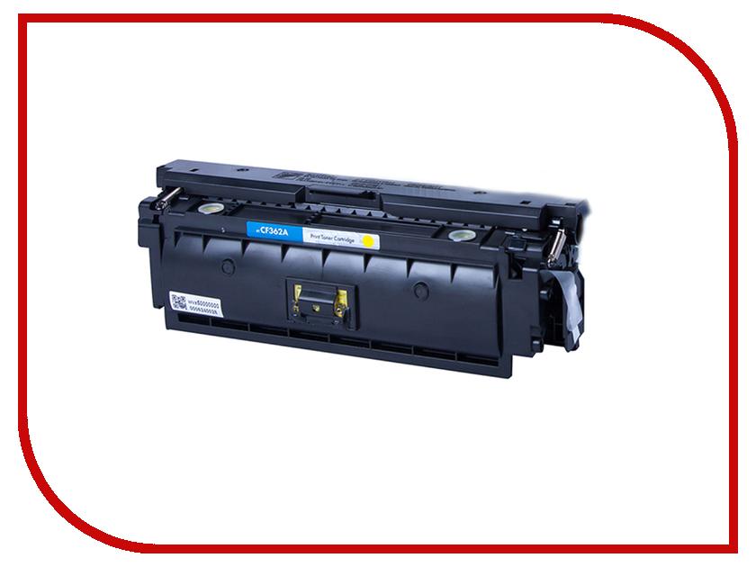 Картридж NV Print NV-CF362AY Yellow для LaserJet Color M552dn/M553dn/M553n/M553x/M577dn/M577f/M577c картридж nv print yellow для laserjet color m551n m551xh m551dn m570dn m570dw m575dn m575f m575c 6000k nv ce402ay