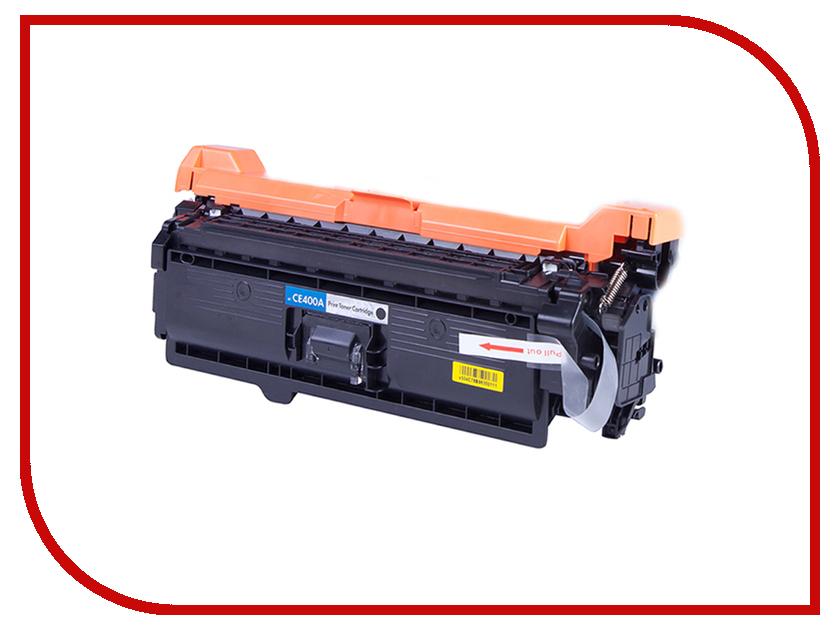 Картридж NV Print NV-CE400ABk Black для LaserJet Color M551n/M551xh/M551dn/M570dn/M570dw/M575dn/M575f/M575c картридж nv print ce401a для hp clj color m551 m551n m551dn m551xh5 голубой 6000стр