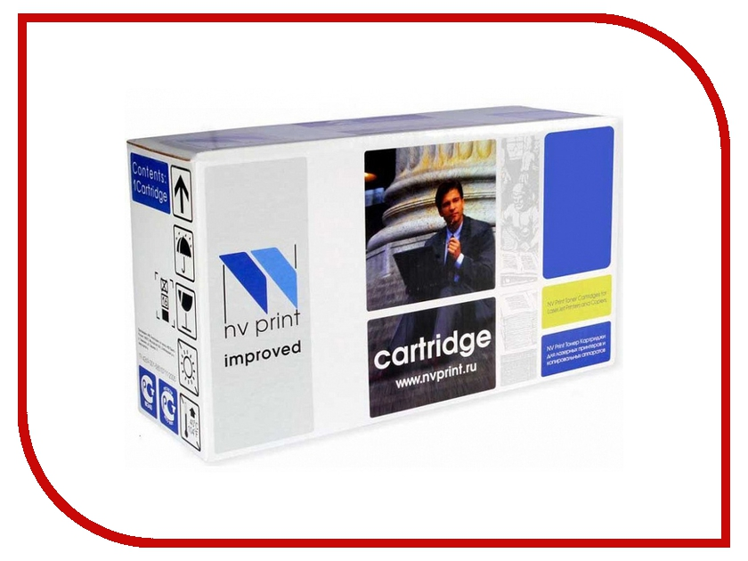Картридж NV Print NV-TK590Bk Black для FS-C2026MFP/C2126/C2526MFP/C2626/C5250DN/P6026cdn/M6526cdn картридж nv print для samsung sl m2620 2820 2870 3000k nv mltd115l