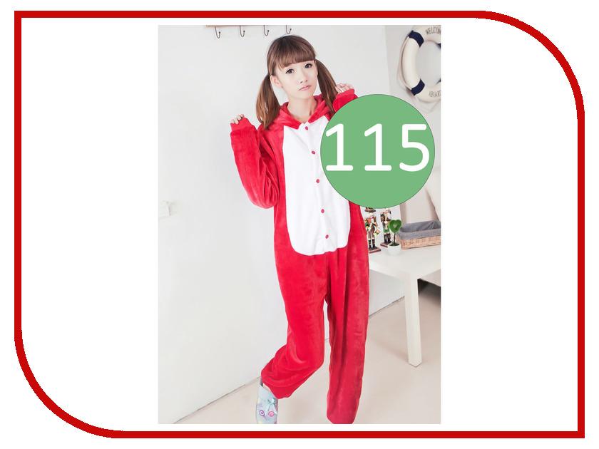 Пижама кигуруми Megamind Кот 115cm М6462 megamind nano