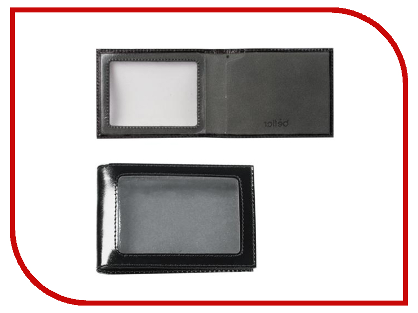 befler зажим для денег z 6 1 black Аксессуар Befler Classic Black F.13.-1 ш/к-30018 / 236009
