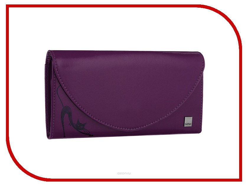 Befler Изящная кошка PJ.66.-1 Purple ш/к-81030 / 240539