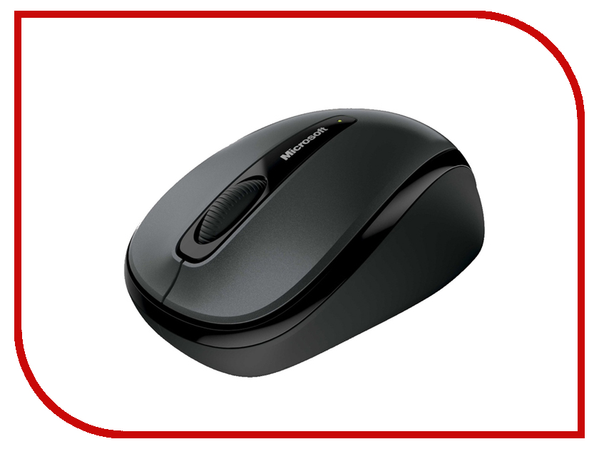 Мышь Microsoft Wireless Mobile Mouse 3500 5RH-00001 microsoft sculpt mobile mouse black беспроводная мышь