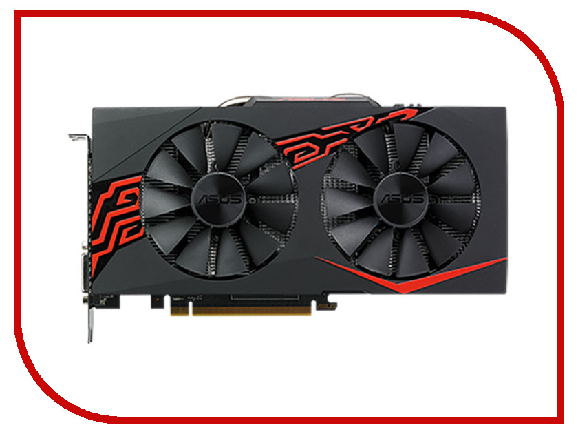 Видеокарта ASUS Mining Radeon RX 470 926Mhz PCI-E 3.0 4096Mb 7000Mhz 256 bit DVI MINING-RX470-4G-LED original x200ca mianboard for asus x200ca laptop motherboard rev 2 1 with 1007u 4g ram hm70 usb3 0 mainboard 100