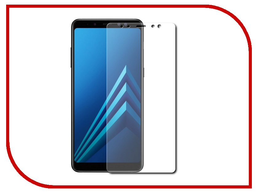 Аксессуар Защитная пленка для Samsung Galaxy A8 Plus 2018 А730 Red Line Full Screen TPU УТ000013962 аксессуар защитная пленка для samsung galaxy note 8 red line tpu full screen экран задняя часть ут000012445