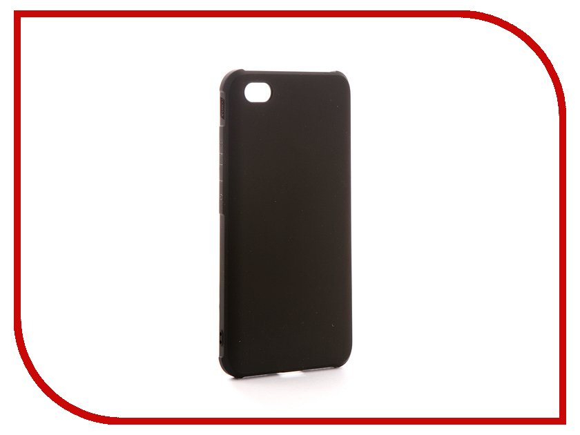Аксессуар Чехол Xiaomi Redmi Note 5A 2Gb+16Gb Red Line Extreme Black аксессуар защитное стекло xiaomi redmi note 3 5 5 red line tempered glass