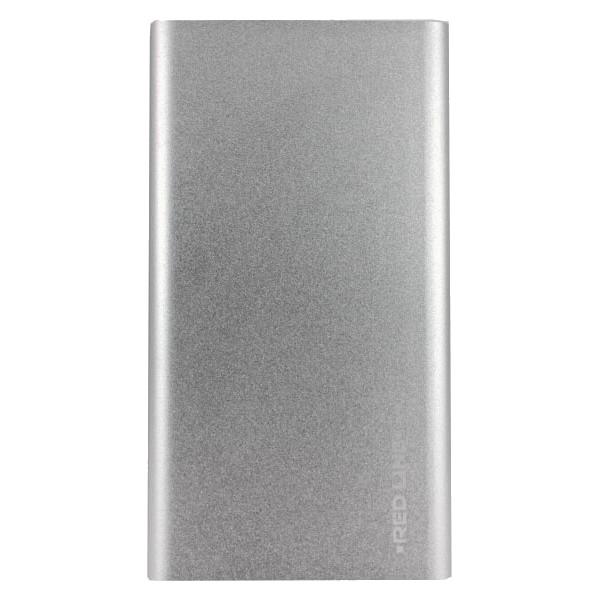 Аккумулятор Red Line J02 Power Bank 4000mAh Silver УТ000013098 аккумулятор red line j01 power bank 4000mah silver ут000009486