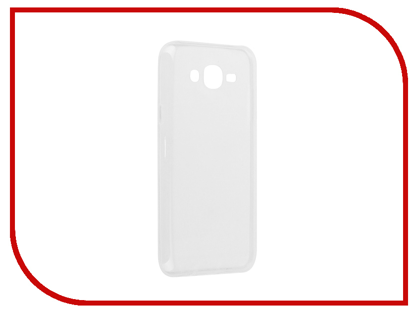 Аксессуар Чехол-накладка Samsung Galaxy J7 (2015) / J7 Neo iBox Crystal Transparent клип кейс ibox fresh для samsung galaxy s5 mini черный