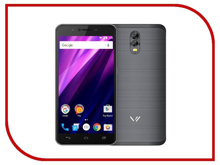 Сотовый телефон Vertex Impress Baccara Graphite