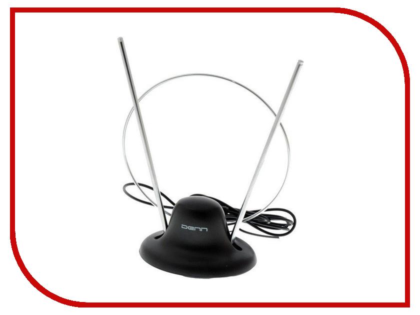 Антенна Denn DPA200 denn daa235 black комнатная тв антенна