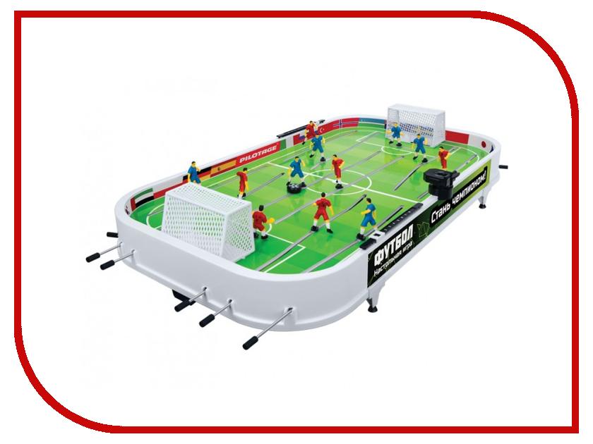 Настольная игра Pilotage Футбол RC60881 pilotage tigermoth