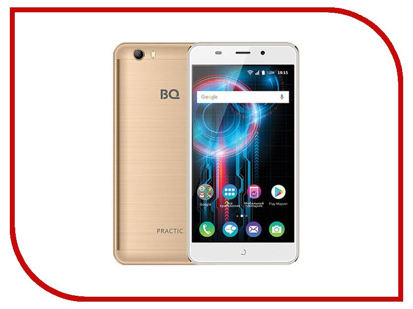 Сотовый телефон BQ 5525 Practic Gold фонарь красная цена 5288