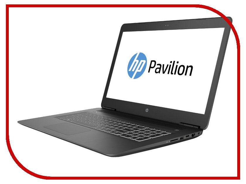 Ноутбук HP Pavilion Gaming 17-ab315ur 2PQ51EA (Intel Core i5-7300HQ 2.5 GHz/6144Mb/1000Gb + 128Gb SSD/DVD-RW/nVidia GeForce GTX 1050Ti 4096Mb/Wi-Fi/Bluetooth/Cam/17.3/1920x1080/DOS) ноутбук hp pavilion 17 ab315ur 2500 мгц dvd±rw dl