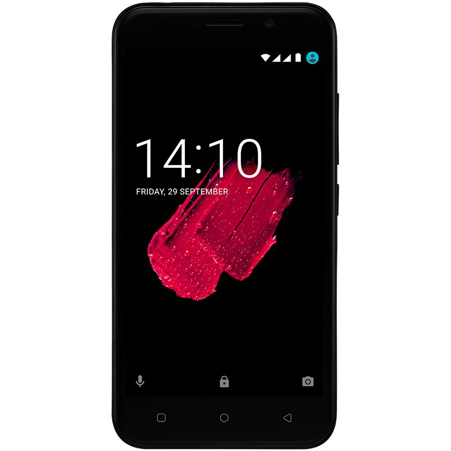 Сотовый телефон Prestigio Grace M5 5511 Duo Black сотовый телефон prestigio 1240 wize c1 black pfp1240duoblack