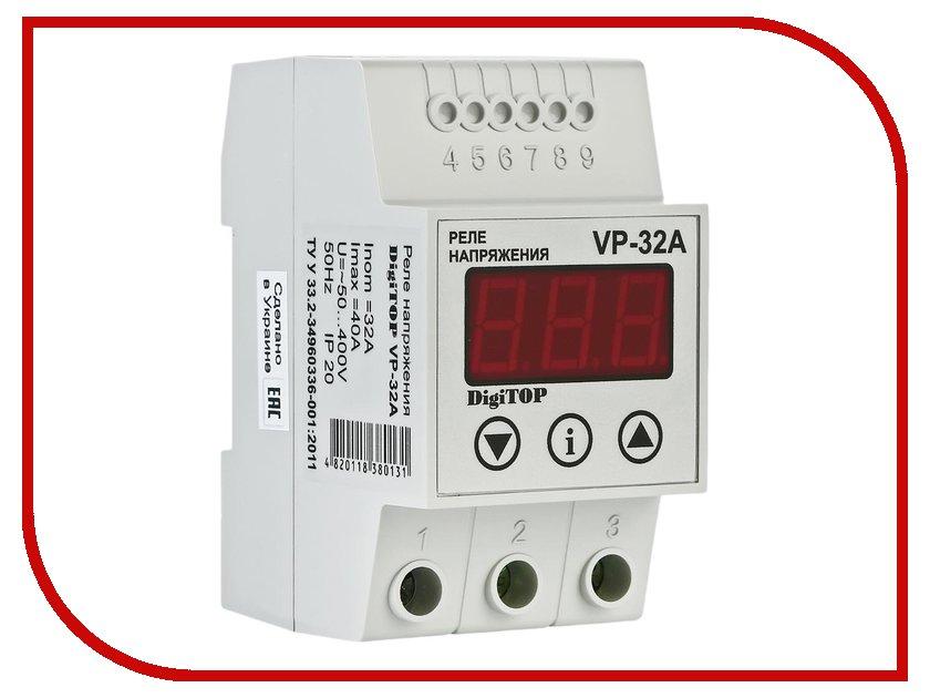 цена на Реле контроля напряжения Digitop VP-32A