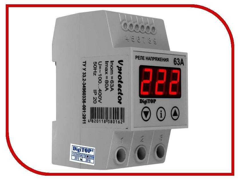 цена на Реле контроля напряжения Digitop VP-63A