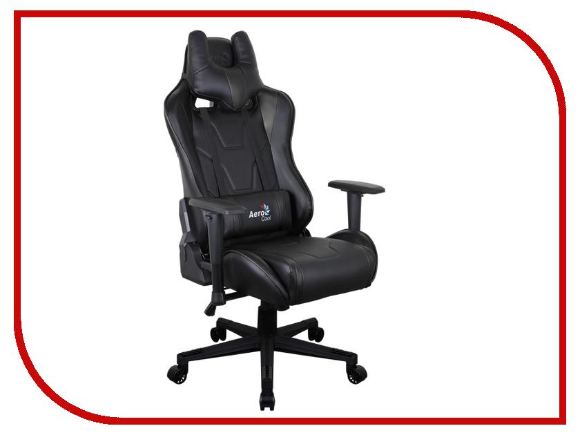Компьютерное кресло AeroCool AC220 AIR Black 0516343 недорго, оригинальная цена