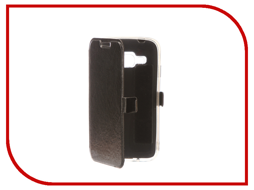 Аксессуар Чехол Samsung Galaxy J1 Mini Prime CaseGuru Magnetic Case Glossy Black 100470 аксессуар чехол samsung galaxy j1 2016 caseguru magnetic case glossy white 101040