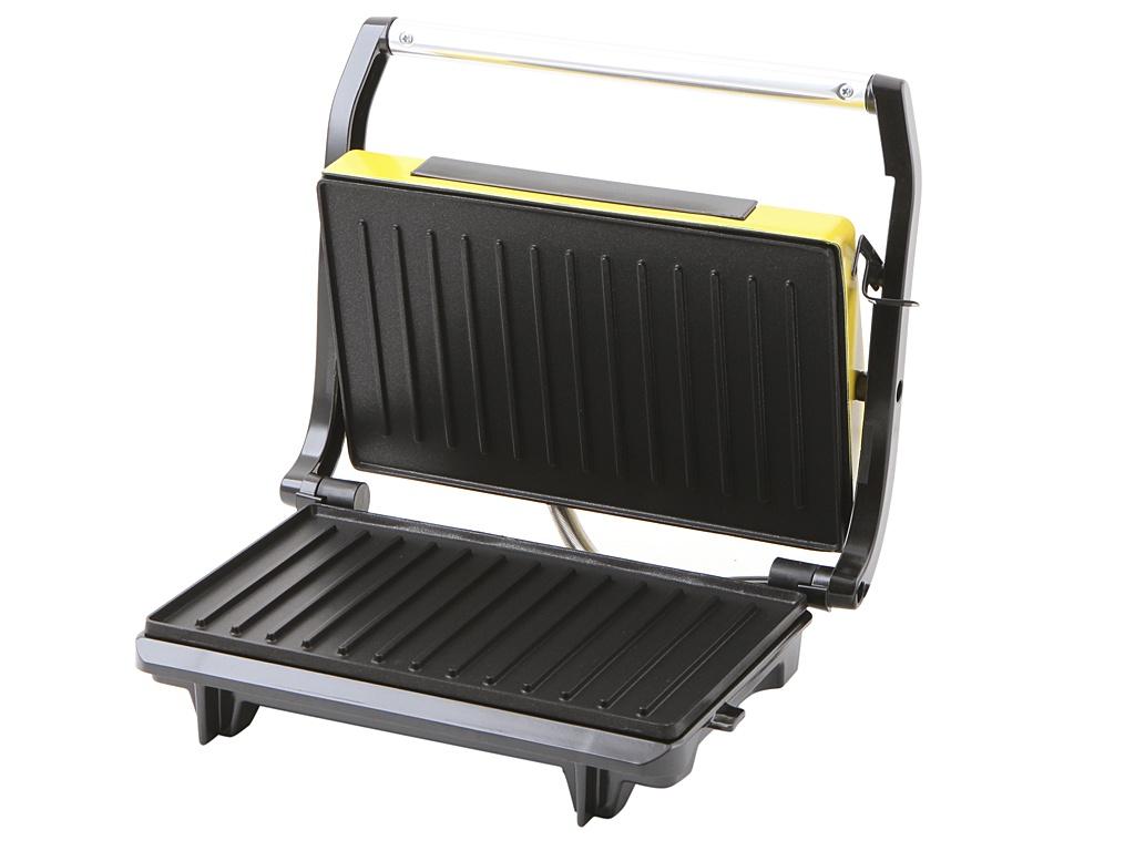 лучшая цена Сэндвичница Kitfort Panini Maker KT-1609-2 Yellow