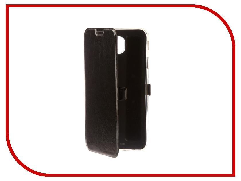 Аксессуар Чехол для Samsung Galaxy J7 2017 CaseGuru Magnetic Case Glossy Black 99925 чехол для для мобильных телефонов capa celular samsung galaxy ace 3 iii s7272 s7270 s7275 phone case for samsung galaxy ace 3 iii s7272