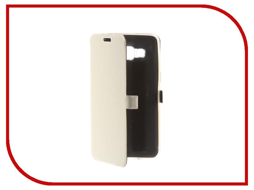 Аксессуар Чехол для Samsung Galaxy J2 Prime CaseGuru Magnetic Case Glossy White 99932 аксессуар защитное стекло samsung g925f galaxy s6 edge caseguru 3d 0 33mm white