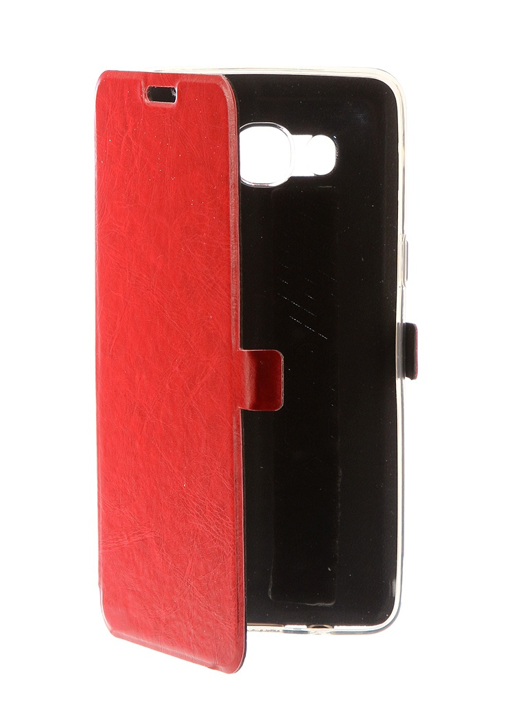 Аксессуар Чехол CaseGuru для Samsung Galaxy J5 2016 Magnetic Case Glossy Red 100490 цена и фото