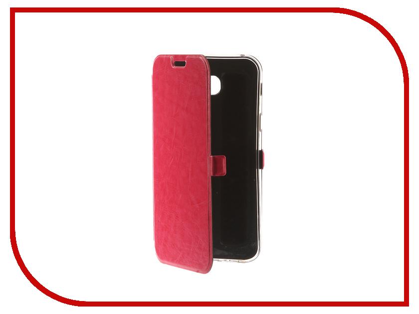 Здесь можно купить 99886  Аксессуар Чехол Samsung Galaxy A7 2017 CaseGuru Magnetic Case Glossy Pink 99886