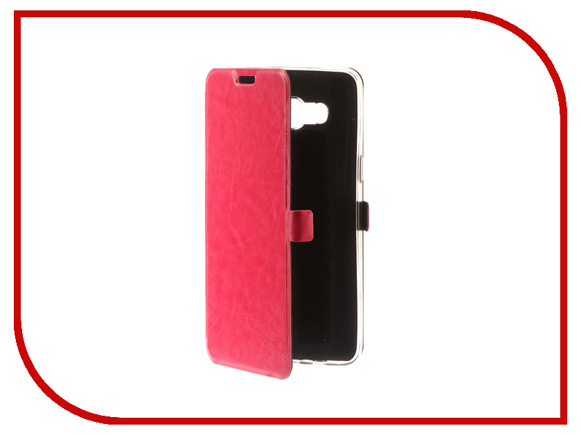 Аксессуар Чехол для Samsung Galaxy J5 2016 CaseGuru Magnetic Case Glossy Pink 100491 аксессуар чехол для samsung galaxy j5 2016 caseguru ulitmate case glossy white 95405