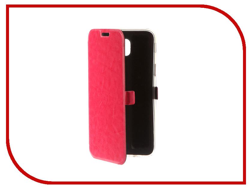 Аксессуар Чехол для Samsung Galaxy J5 2017 CaseGuru Magnetic Case Glossy Pink 99910 аксессуар чехол для samsung galaxy j5 2016 caseguru ulitmate case glossy white 95405