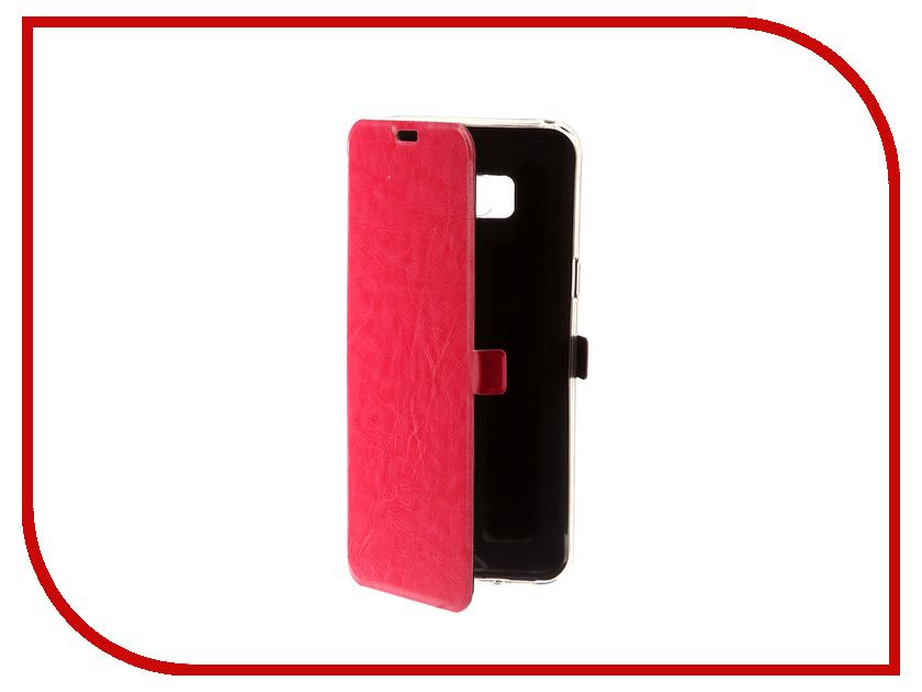 Аксессуар Чехол Samsung Galaxy S8 Plus CaseGuru Magnetic Case Glossy Pink 100527 fishcam plus 750 dvr