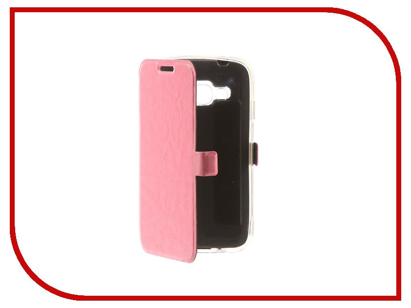 Аксессуар Чехол Samsung Galaxy J1 Mini Prime CaseGuru Magnetic Case Glossy Light Pink 100468 аксессуар чехол samsung galaxy j1 2016 caseguru magnetic case glossy white 101040
