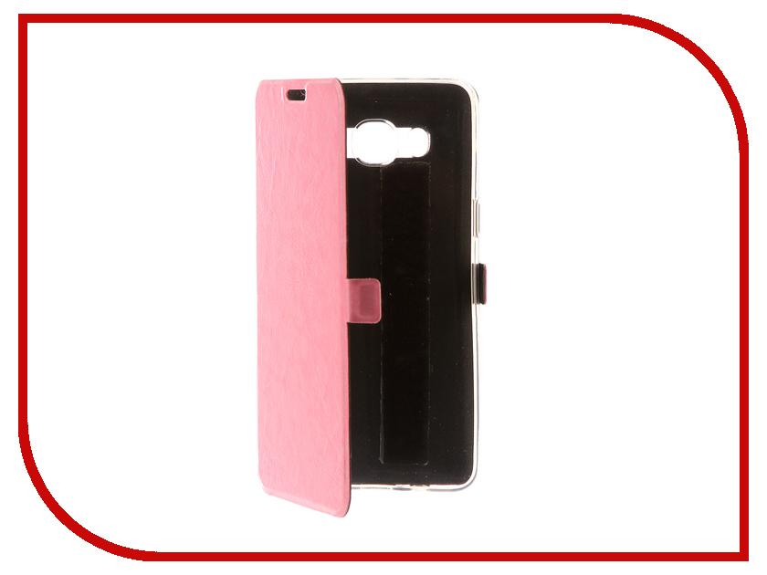 Аксессуар Чехол для Samsung Galaxy J5 2016 CaseGuru Magnetic Case Glossy Light Pink 100492 аксессуар чехол для samsung galaxy j5 2016 caseguru ulitmate case glossy white 95405