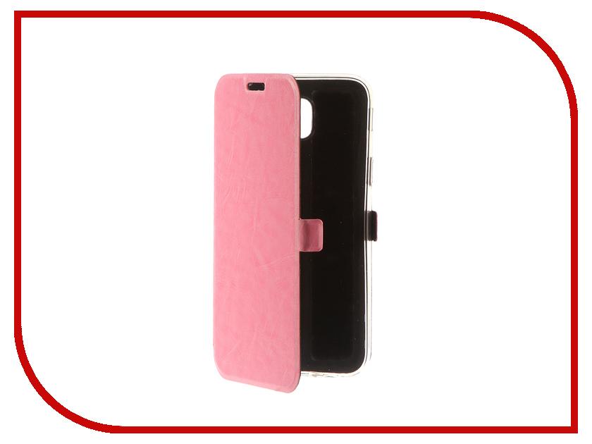 Аксессуар Чехол для Samsung Galaxy J5 2017 CaseGuru Magnetic Case Glossy Light Pink 99911 аксессуар чехол для samsung galaxy j5 2016 caseguru ulitmate case glossy white 95405