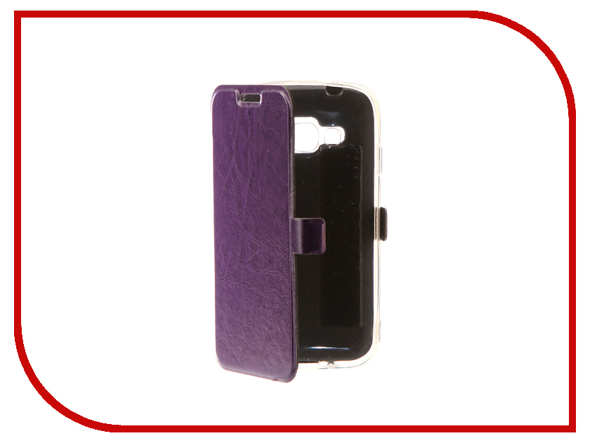 Аксессуар Чехол Samsung Galaxy J1 Mini Prime CaseGuru Magnetic Case Glossy Purple 100469 аксессуар чехол samsung galaxy j1 2016 caseguru magnetic case glossy white 101040