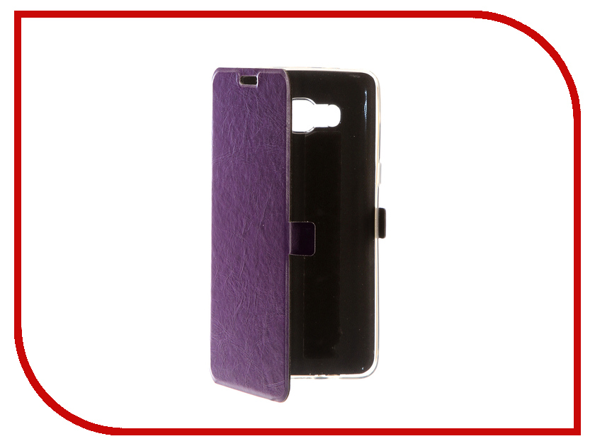 Аксессуар Чехол для Samsung Galaxy J5 2016 CaseGuru Magnetic Case Glossy Purple 100493 аксессуар чехол для samsung galaxy j5 2016 caseguru ulitmate case glossy white 95405