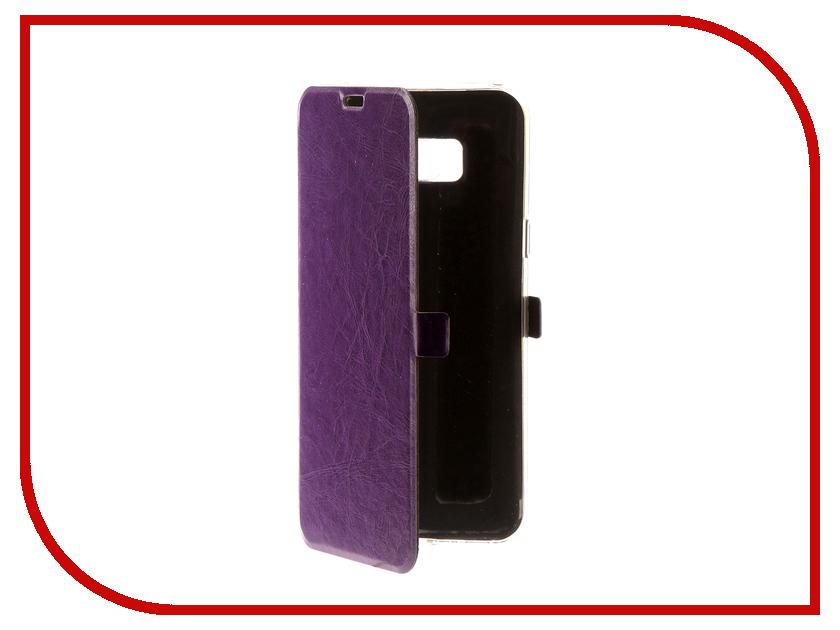 Здесь можно купить 100529  Аксессуар Чехол Samsung Galaxy S8 Plus CaseGuru Magnetic Case Glossy Purple 100529