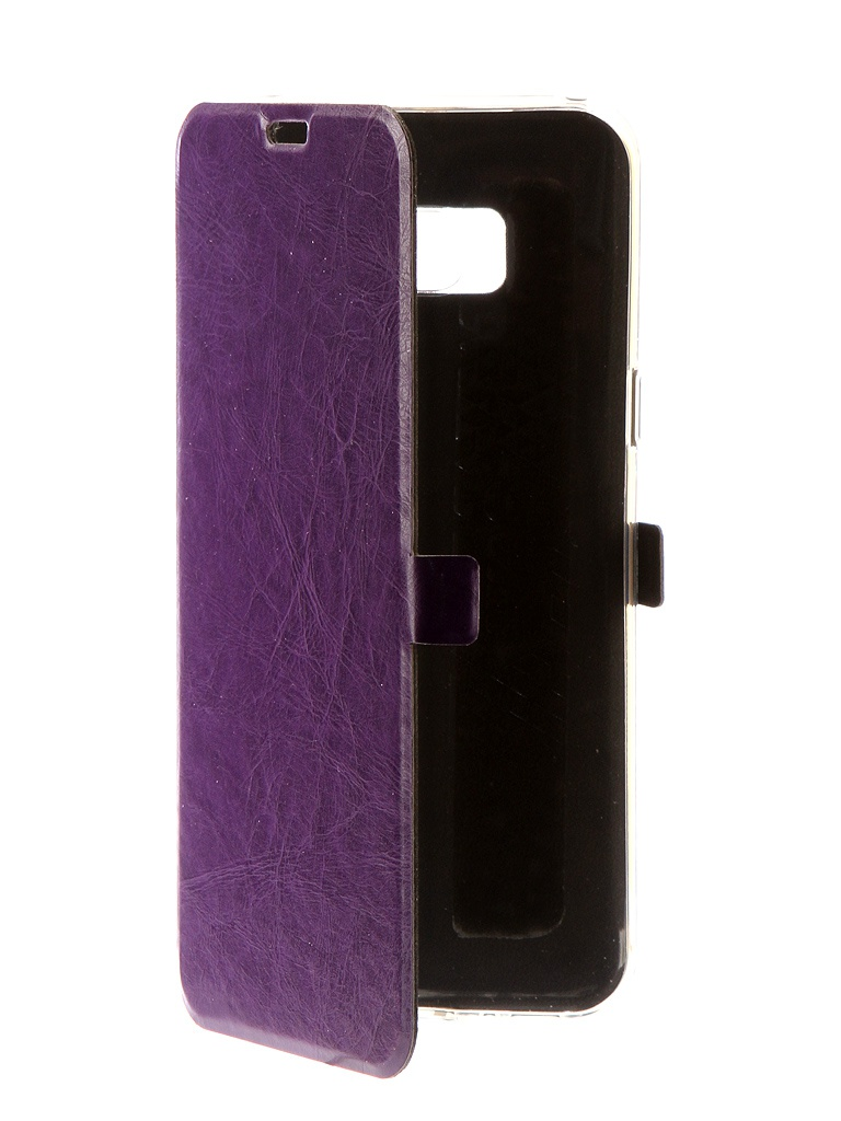 Аксессуар Чехол CaseGuru для Samsung Galaxy S8 Plus Magnetic Case Glossy Purple 100529 цена и фото