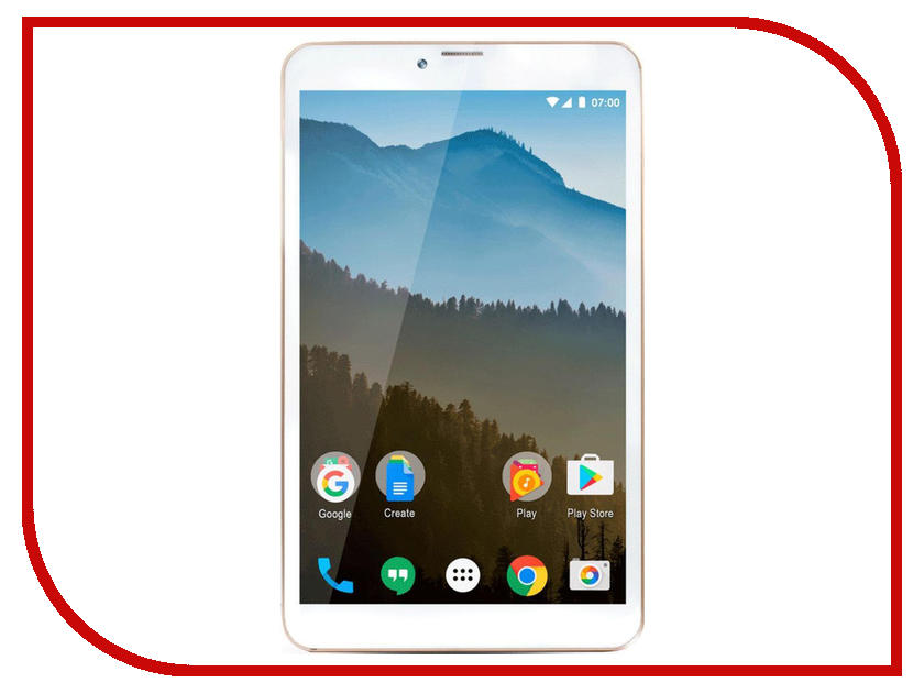 Планшет Ginzzu GT-8110 Gold (Spreadtrum SC9832 1.3 GHz/1024Mb/16Gb/GPS/LTE/Wi-Fi/Bluetooth/Cam/8.0/1280x800/Android) планшет ginzzu gt 1035 белый