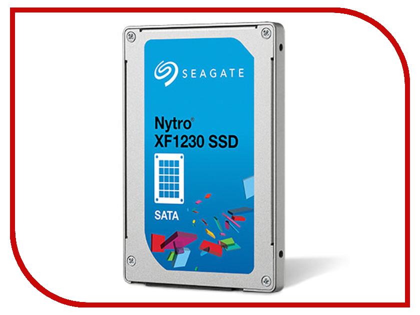 Жесткий диск 480Gb - Seagate Nytro XF1230 XF1230-1A0480 жесткий диск 8tb seagate st8000dm0004