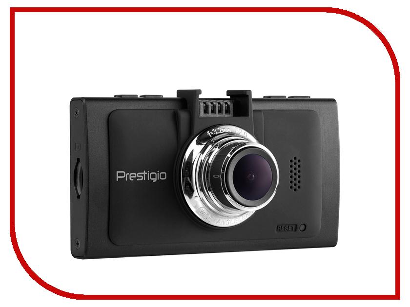 Видеорегистратор Prestigio RoadRunner 570GPS Black PCDVRR570GPSB видеорегистратор prestigio roadrunner 570gps