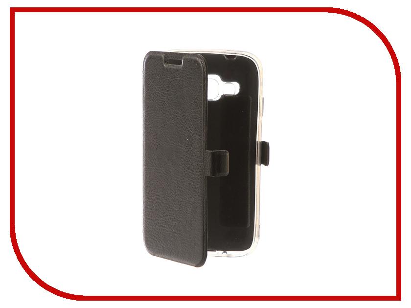 все цены на Аксессуар Чехол для Samsung Galaxy J1 Mini Prime CaseGuru Magnetic Case Dark Black 100475