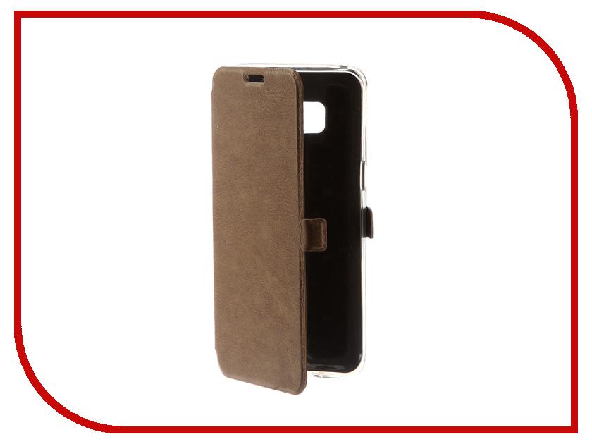 Аксессуар Чехол Samsung Galaxy S8 CaseGuru Magnetic Case Light Brown 100522 gt800 gt800 100522 100