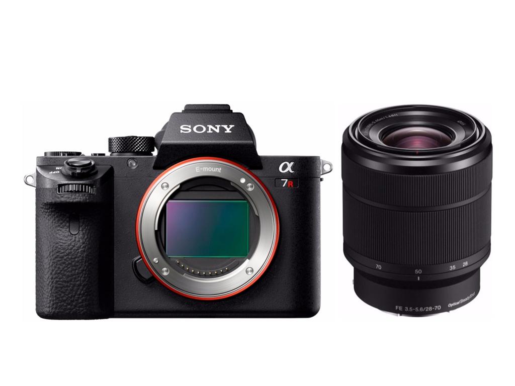 Фотоаппарат Sony Alpha ILCE-A7R III Kit фотоаппарат sony ilce 6000ls