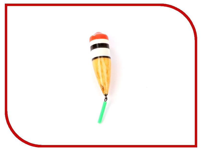 Поплавок Super Balsa 006-30 3гр Одинарный (10шт) Transparent 006-30П от Pleer