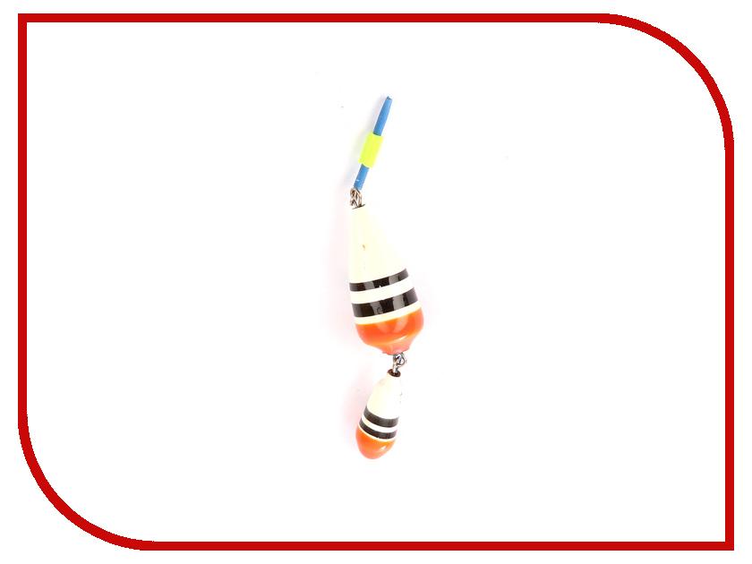 Поплавок Super Balsa 005-15 1.5гр Двойной (10шт) White 005-15Б