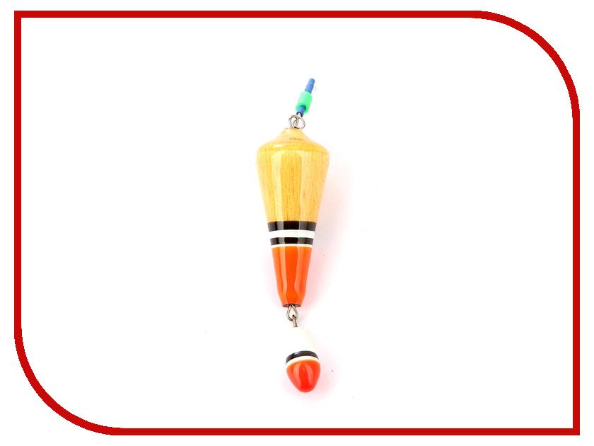 Поплавок Super Balsa 003-35 3.5гр Двойной (10шт) Transparent 003-35П