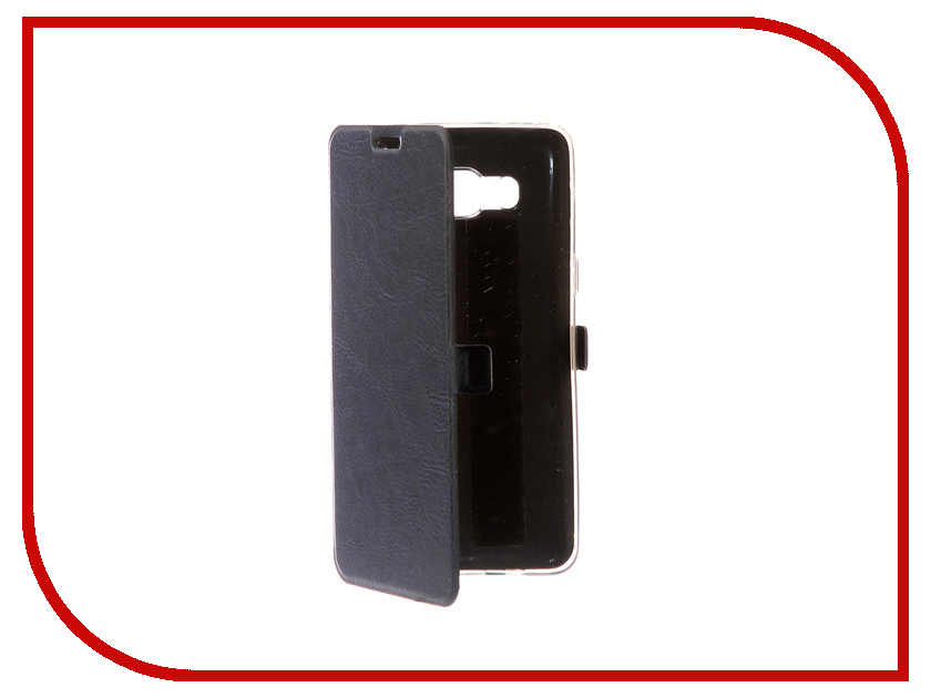 Аксессуар Чехол Samsung Galaxy J5 2016 CaseGuru Magnetic Case Azure Blue 100495 аксессуар чехол samsung galaxy j5 prime g570 celly air case black air640bk