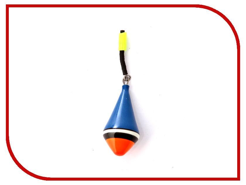 Поплавок Super Balsa 002-10 1гр Одинарный (10шт) Blue 002-10С от Pleer